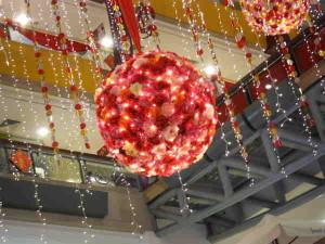 hanging-balls